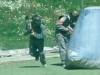 paintball tremelin